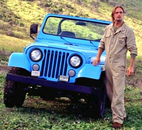 Famous Jeeps on Twitter: \