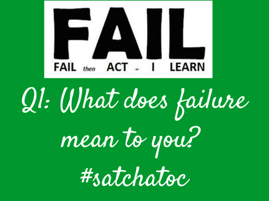 Question 1 Pls respond A1. #satchatoc http://t.co/TeALqIILoo