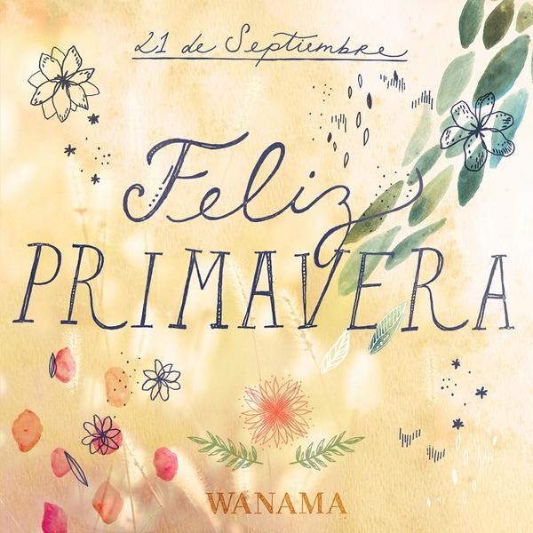 ¡Feliz Primavera! http://t.co/mrWtu2Pzvu