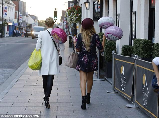RT @MariaFSupport: @MariaFowler & @Aisleyne1 out in Essex today. http://t.co/AIZBGo3VzU
