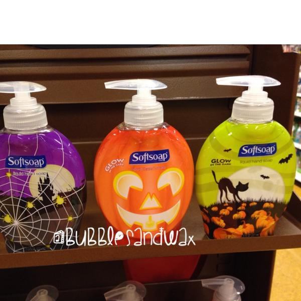 life inside the page on twitter wegmans softsoap halloween hand soap httptcoxdoj8akbot