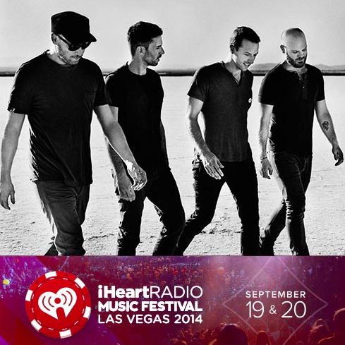 RT @iHeartRadio: .@coldplay. TONIGHT. #iHeartRadio Music Festival. All starts at 10pET - will you be watching? #iHeartRadio http://t.co/4gb…
