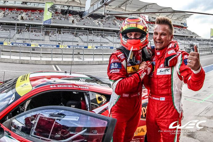 FIA WEC: 6 Hours of COTA – Ferrari take GT pole, Toyota overall