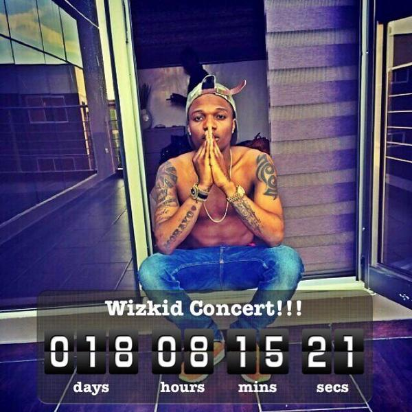 18 Days to #WIZKIDUKTOUR!!! London & Manchester get ready for @wizkidayo & Squad Tickets #smade 07949806892 http://t.co/DRubGK1mwg