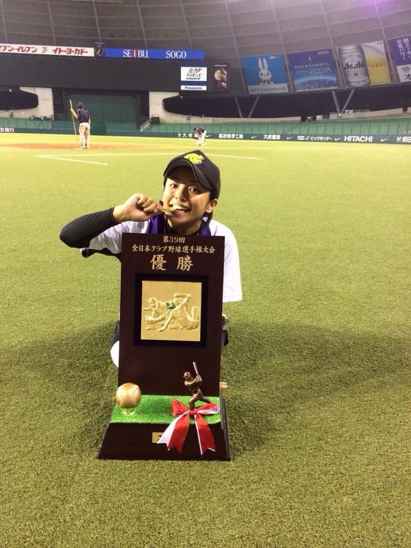 片岡安祐美監督から喜びの写真が届きました♪ツイッター載せていいって(≧∇≦)みんなもお祝いしてあげてー☆ http://t.co/B25S8ZZTmA