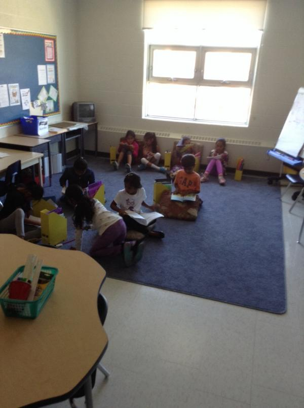 Working on daily five. Students are so great. http://t.co/KYUZCs6ilU