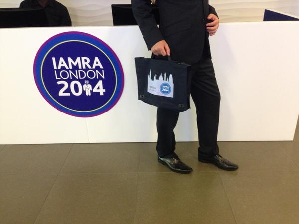 Thumbnail for Sharing #IAMRA2014