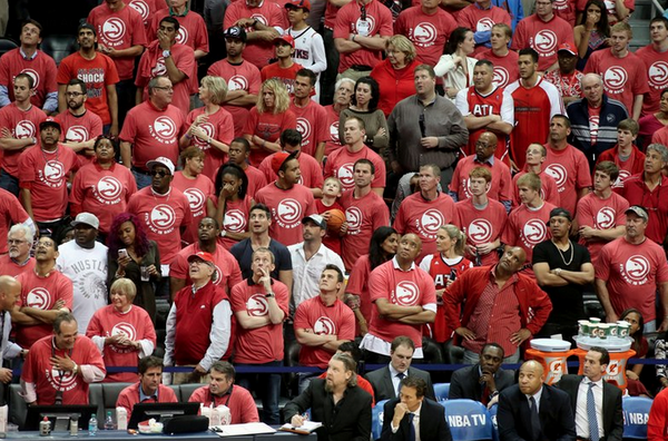 Bruce Levenson wanted to change the demographics of his fanbase (@SBNation/Twitter)