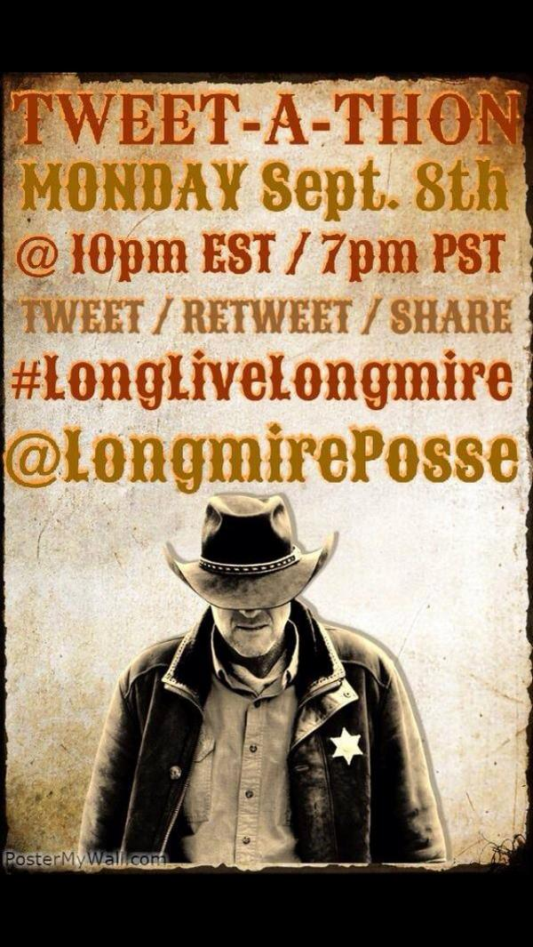 What are you doing tonight? #LongLiveLongmire http://t.co/UcacYQSZ83