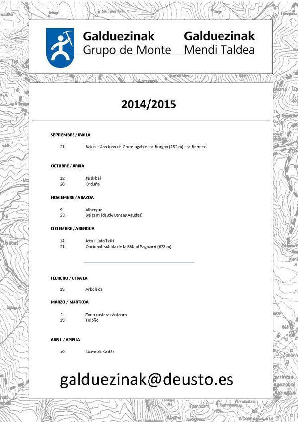 Calendario Deusto.Deusto Campus Bilbao On Twitter Ya Esta Aqui El Nuevo Calendario