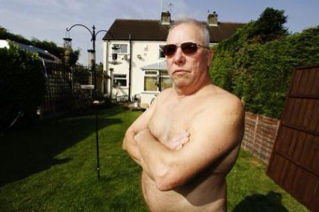 Will last Back garden nudist pics can