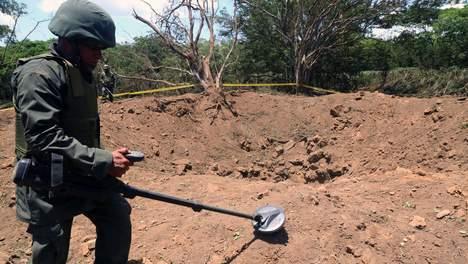 Meteorite Impacts Capital of Nicaragua Creates 40 Foot Crater