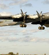 Six Russian nuclear bombers buzz Alaska