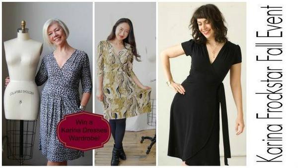 Karina Dresses #Frockstar Giveaway