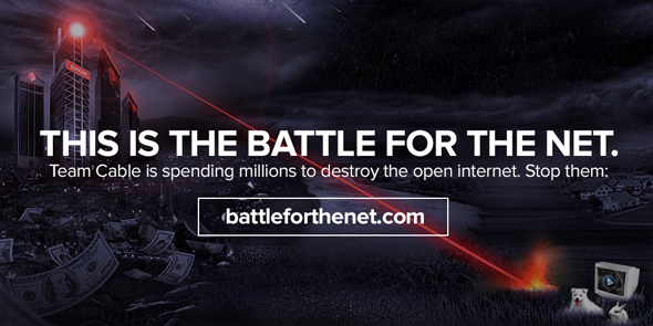 Today is the #InternetSlowdown. Show the world what'll happen if we lose #netneutrality! http://t.co/1ELicboe1y http://t.co/rwu7waKGPl
