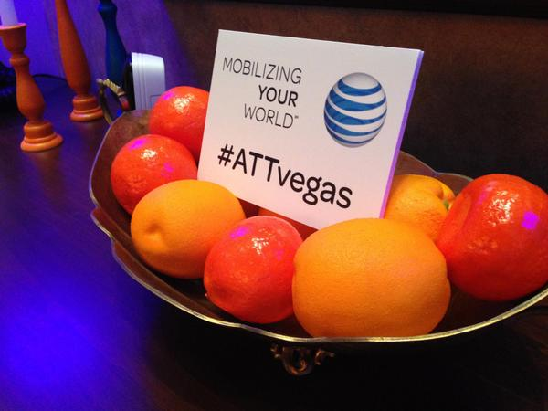"AT&T on Twitter: ""The eve of #CTIA14 has already produced pretty big news. Here's our Monday roundup: #ATTvegas http://t.co/EWQqWkZJhG http://t.co/9ZeXrsS91d"""