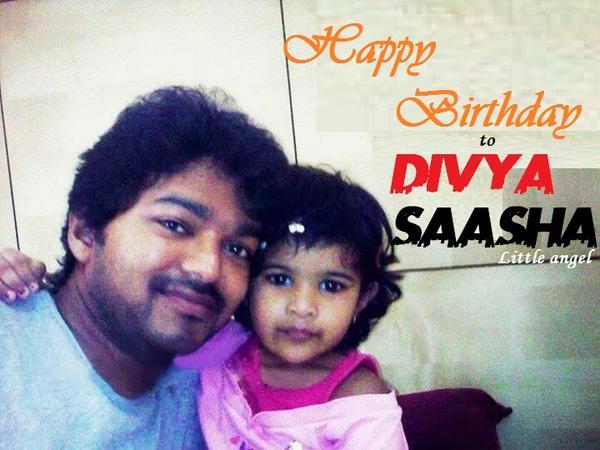 happybirthdaydivyasashavijay hashtag on Twitter