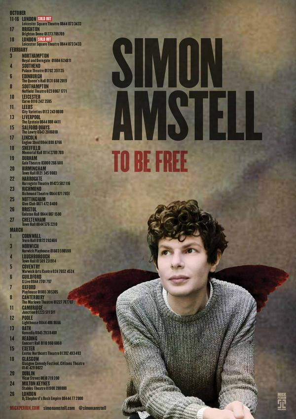 Simon amstell brighton