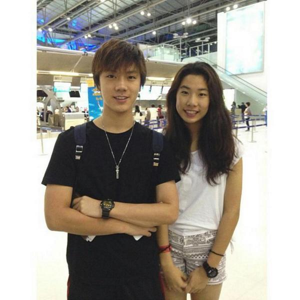 """Yangyang On Twitter: """"Cute Sibling 😍 #ten #smrookies"""