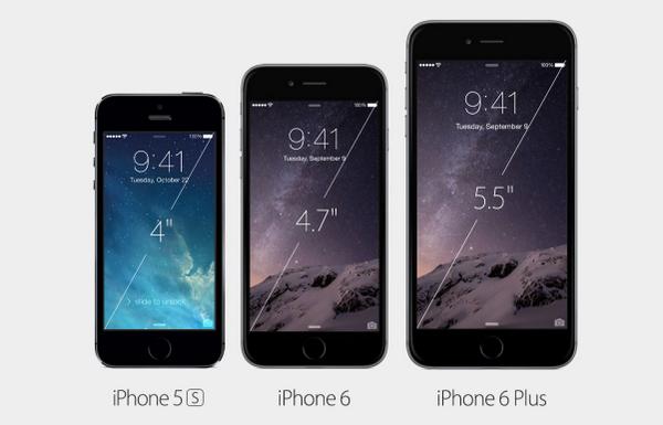صورة أدق وأوضح للأجهزة الجديدة وتوضيح كم هي نحيفة ستكون http://t.co/scqOmlvB7Q