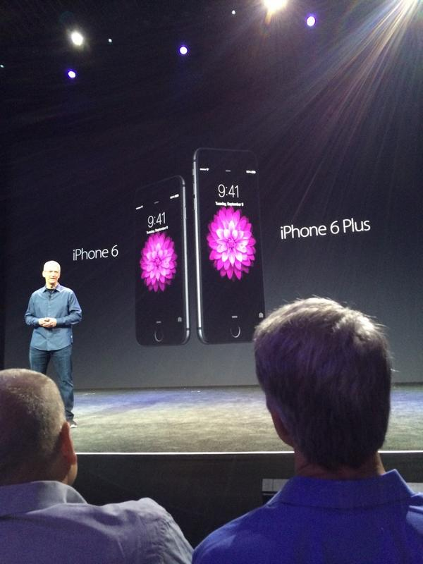 The beautiful new iPhone 6 http://t.co/xzS44JXvzN