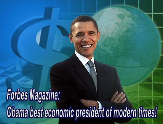 Forbes: Obama is best economic president of modern times, outperforms Reagan! http://t.co/Gwyfni9QJw #ILoveObama http://t.co/EDWggqBqNh