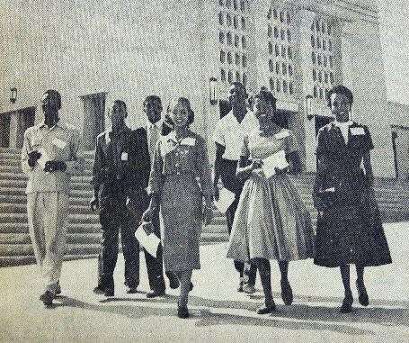 Today in #UTEP history, 1955: Texas Western College becomes the first college in Texas to desegregate. http://t.co/xPNIYmUrad