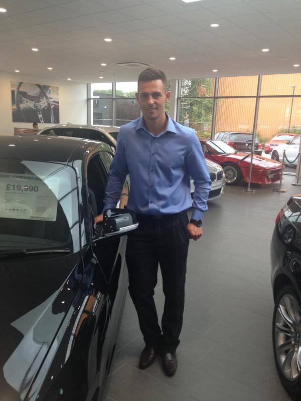 Bowker BMW on Twitter A big warm welcome to Jonny Shaw the