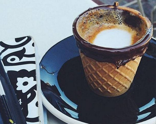 Metro On Twitter Edible Coffee Cups It S About Time Http