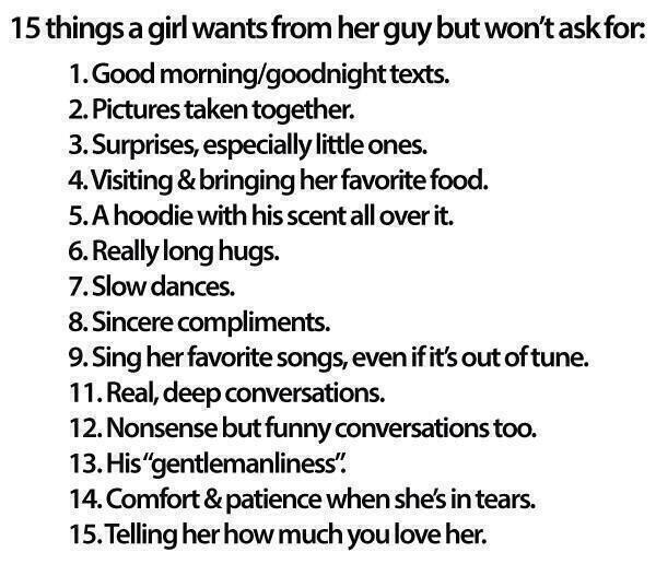 A To Wants Hear Girl Things boot