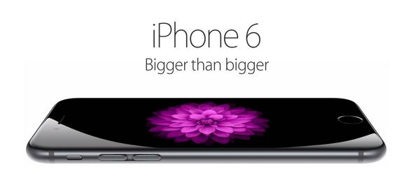 The iPhone 6 - Bigger than Bigger http://t.co/LS93tdijn0 http://t.co/dPuiiAltQ6