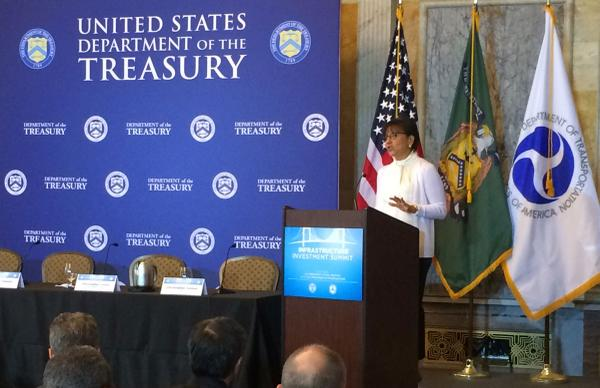 Secretary Pritzker Talks to Investors about the Build America Investment Initiative http://t.co/vws9yZ5gyR http://t.co/VAgslE4gNG