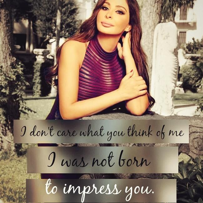 """Tattoo Quotes About Not Caring What Others Think: Elissa Quotes On Twitter: """"@elissakh I Don't Care What You"""