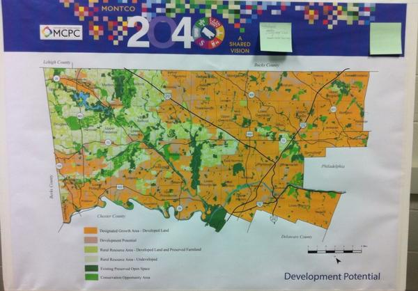 Development potential in @MontcoPA http://t.co/aVdkE5rI9k