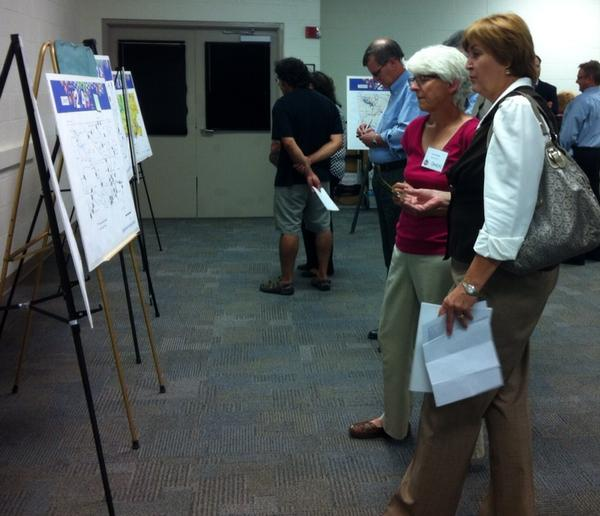 Checking out some of the maps @ the forum for the draft @MontcoPA comprehensive plan. http://t.co/JX1h6mE4gn