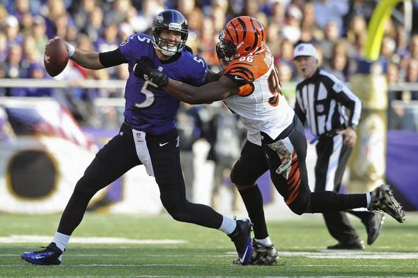 """@sportspickle: Ravens Release Joe Flacco After Seeing Video of Him Playing Football - http://t.co/C79FKvugqY http://t.co/B6qOtCHEtJ"" lol"