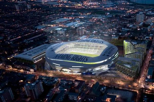 This Season Will Be Another Great One 2018 2019: Spurs Announce New Stadium Unlikely Before 2018/2019, Will