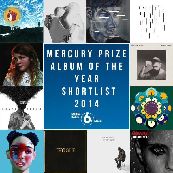 Playlist: Our Mercury Prize 2014 Fave Tracks