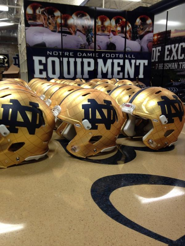 Your thoughts??? #GoIrish #ShamrockSeries http://t.co/YgYy2h1r3K