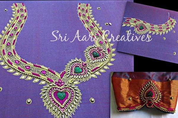Sri Aari Creatives Aariembroidery Twitter