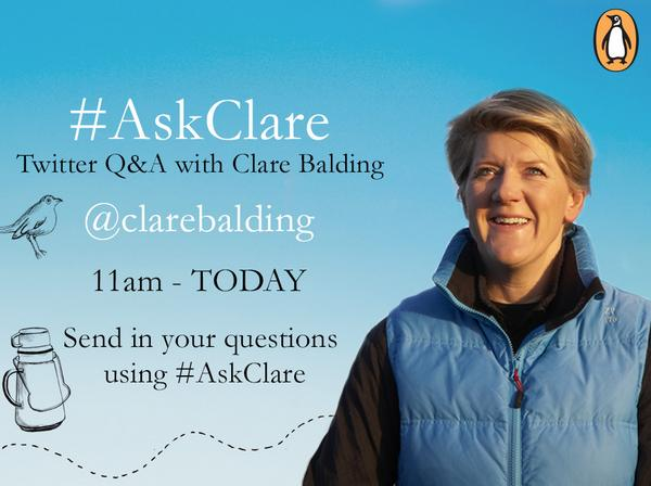 Thumbnail for Penguin Meets: Clare Balding