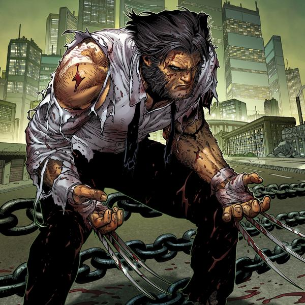 The last Logan story continues in #DeathOfWolverine #2 by @CharlesSoule & Steve McNiven: http://t.co/eIateHw3ix http://t.co/fJUYBUh5D0