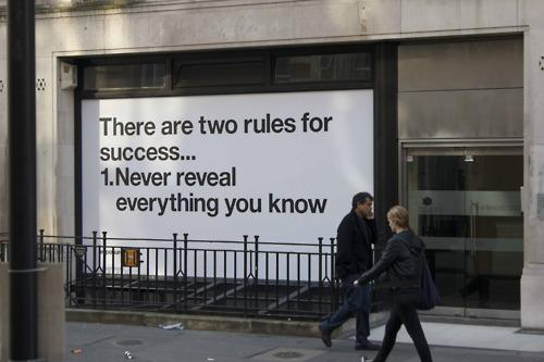 There are two rules for success… http://t.co/KD3usRCHSh