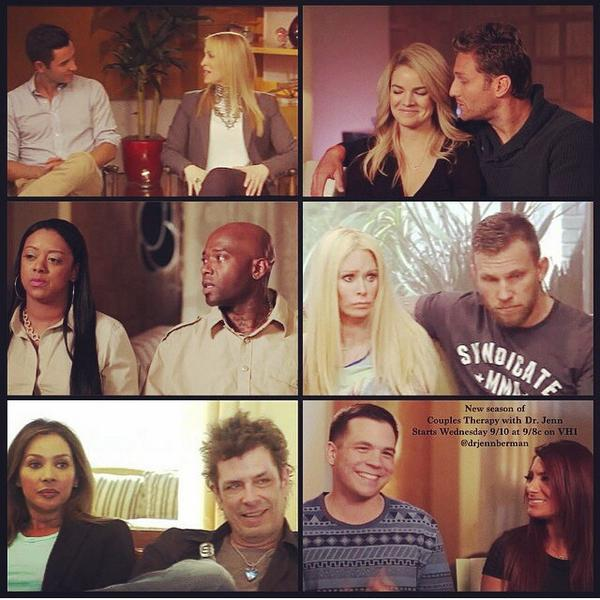 Here we go.... @CouplesTherapy5 starts tonight 9/8c only on @VH1! Gonna be a good one!! #vh1 #CouplesTherapy http://t.co/nwuij17XZN