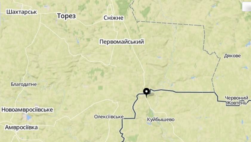 Украинские воины выстраивают линию обороны, укрепляют огневые позиции и блокпосты. Террористы продолжают обстрел, - пресс-центр АТО - Цензор.НЕТ 9705