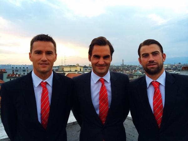 Semifinales Suiza Vs. Italia del 12 al 15 de Septiembre de 2014. BxMOxooCIAALdpw