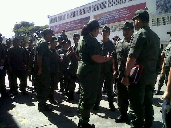 Ministra Carmen Meléndez: Hasta los momentos hemos activado 22 bases de misiones http://t.co/XjfNBy8W9E