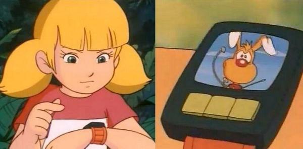 L'apple watch existait il y a 20 ans ! Inspecteur Gadget http://t.co/eiJUAPPjOE