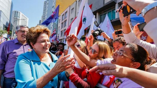 Datafolha: Dilma e Marina empatam no segundo turno