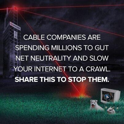 This is why your Internet is slow. It'll get worse, unless you sign this now http://t.co/nR8z2wwwwb #InternetSlowdown http://t.co/a16DFCnm2z